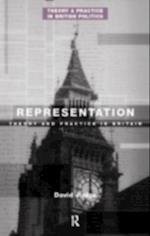 Representation (Theory and Practice in British Politics)