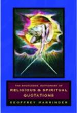 Routledge Dictionary of Religious and Spiritual Quotations