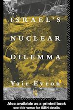 Israel's Nuclear Dilemma