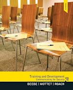 Training & Development af Steven A. Beebe, Timothy P. Mottet, K. David Roach