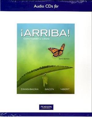 Audio CD's for Arriba!