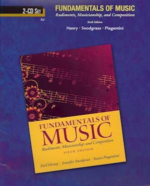 CD for Fundamentals of Music