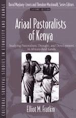 Ariaal Pastoralists of Kenya (Cultural Survival Studies in Ethnicity and Change)