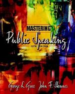 Mastering Public Speaking [With CDROM]