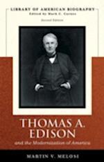 Thomas A. Edison af Martin V. Melosi