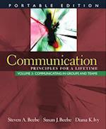 Communication, Volume 3 af Steven A. Beebe, Diana K. Ivy, Susan J. Beebe