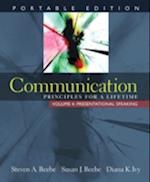 Communication (Presentational Speaking, nr. 4)