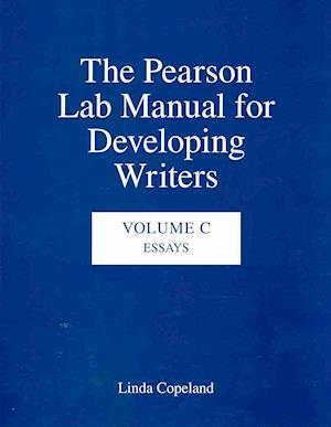The Pearson Lab Manual for Developing Writers