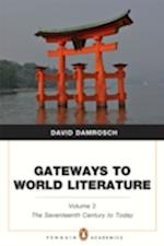 Gateways to World Literature af David Damrosch