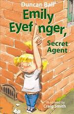 Emily Eyefinger, Secret Agent (Emily Eyefinger, nr. 02)