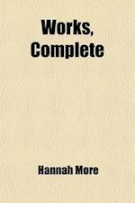 Works, Complete (Volume 7) af Hannah More