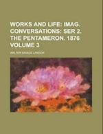 Works and Life Volume 3 af Walter Savage Landor