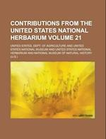 Contributions from the United States National Herbarium af United States Department Of Agriculture, United States Department Of Agriculture