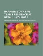 Narrative of a Five Year's Residence at Nepaul (Volume 2) af Thomas Smith