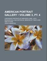 American Portrait Gallery (Volume 3, af John Livingston