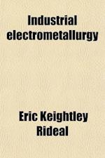 Industrial Electrometallurgy; Including Electrolytic and Electrothermal Processes af Eric Keightley Rideal, Eric Keightley Rideal
