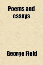 Poems and Essays af George Field