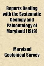 Cambrian and Ordovician [Deposits of Maryland af Maryland Geological Survey