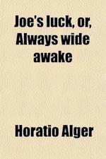 Joe's Luck, Or, Always Wide Awake af Horatio Alger Jr.