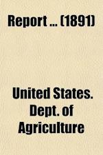 Report Volume 47-50; No. 52; No. 54; No. 56 af United States Dept Agriculture, United States Department Of Agriculture