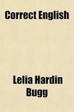 Correct English af Lelia Hardin Bugg