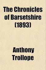 The Chronicles of Barsetshire (Volume 7)