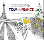 Colouring the Tour de France