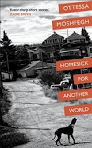 Bog, hardback Homesick for Another World af Ottessa Moshfegh
