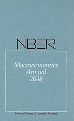 NBER Macroeconomics Annual (National Bureau of Economic Research Macroeconomics Annual, nr. 23)