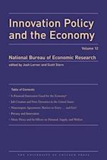 Innovation Policy and the Economy (National Bureau of Economic Research Innovation Policy and the Economy)