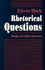Rhetorical Questions af Edwin Black