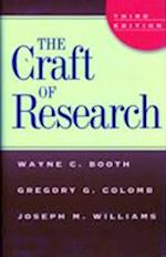 The Craft of Research af Joseph M. Williams, Wayne C. Booth, Gregory G. Colomb