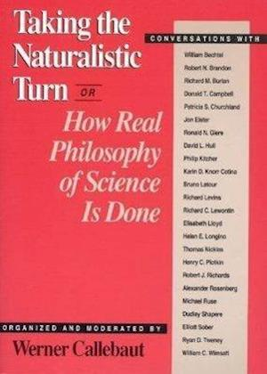 Taking the Naturalistic Turn, or, How Real Philosophy of Science is Done