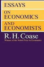 Essays on Economics and Economists af R. H. Coase