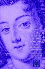 Selected Letters, Orations, and Rhetorical Dialogues (Other Voice in Early Modern Europe Hardcover)