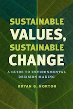 Sustainable Values, Sustainable Change
