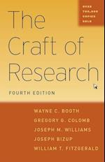 The Craft of Research af Wayne C. Booth