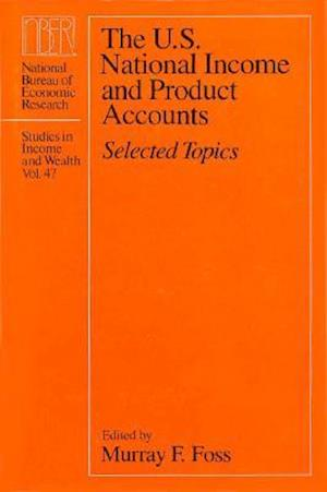 United States National Income and Product Accounts