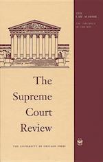 The Supreme Court Review af Dennis J. Hutchinson