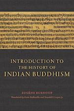 Introduction to the History of Indian Buddhism af Eugene Burnouf