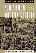 Punishment and Modern Society af David Garland