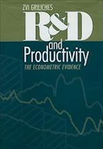 R&d and Productivity (NATIONAL BUREAU OF ECONOMIC RESEARCH MONOGRAPH)