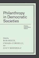 Philanthropy in Democratic Societies