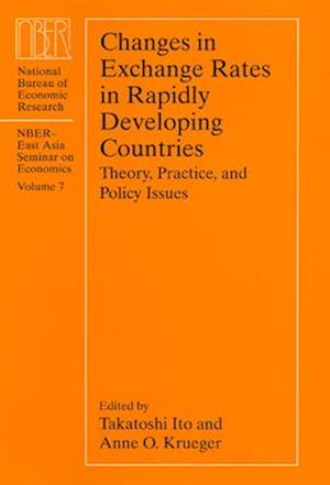 Changes in Exchange Rates in Rapidly Developing Countries