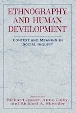 Ethnography and Human Development