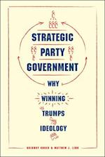 Strategic Party Government af Matthew J. Lebo, Gregory Koger