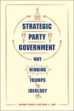 Strategic Party Government af Gregory Koger
