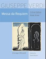 Messa da Requiem (Works of Giuseppe Verdi Series III Sacred Music)