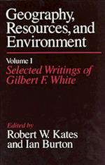 Geography, Resources and Environment, Volume 1 (Geography Resources and Environment)