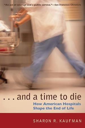 And a Time to Die